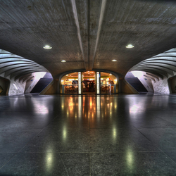 Guillemins station Luik II