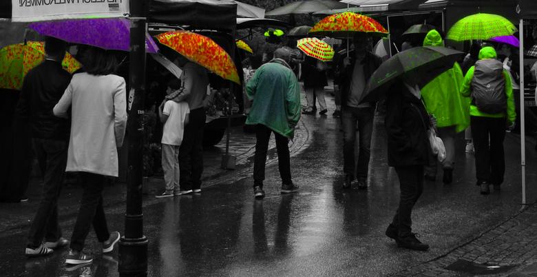 Bescherming.......  - ..... opvallende kleuren.....