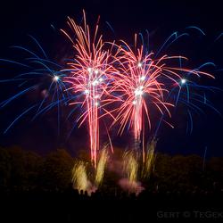 Vuurwerk Roden