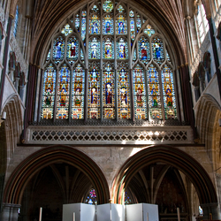 The Cathedral Church of St. Peter in Exeter