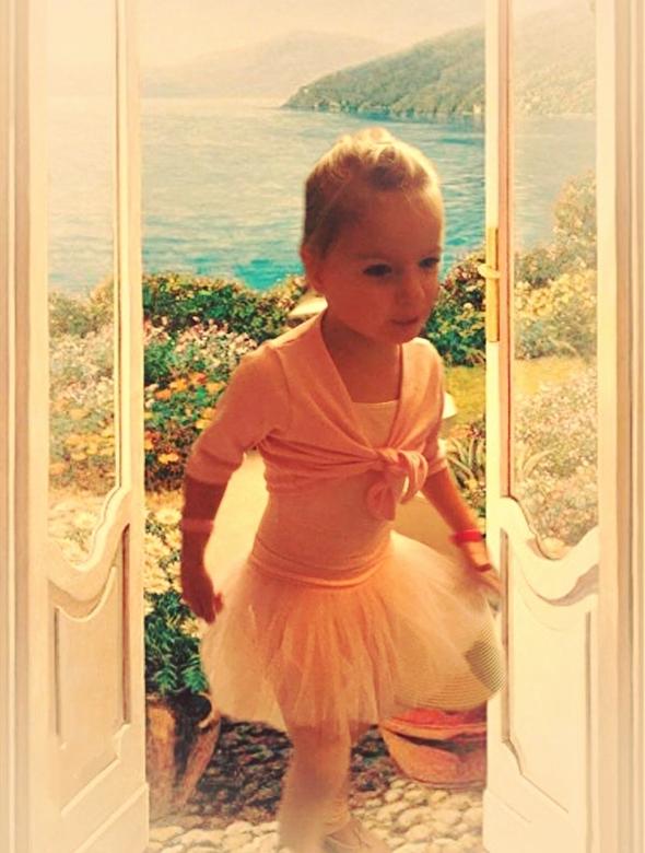 Ballet danseresje…... - …… Ja dit wordt mijn grote droom, ooit.<br /> <br />
