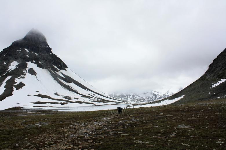 natural curves.JPG - Jotunheimen Noorwegen