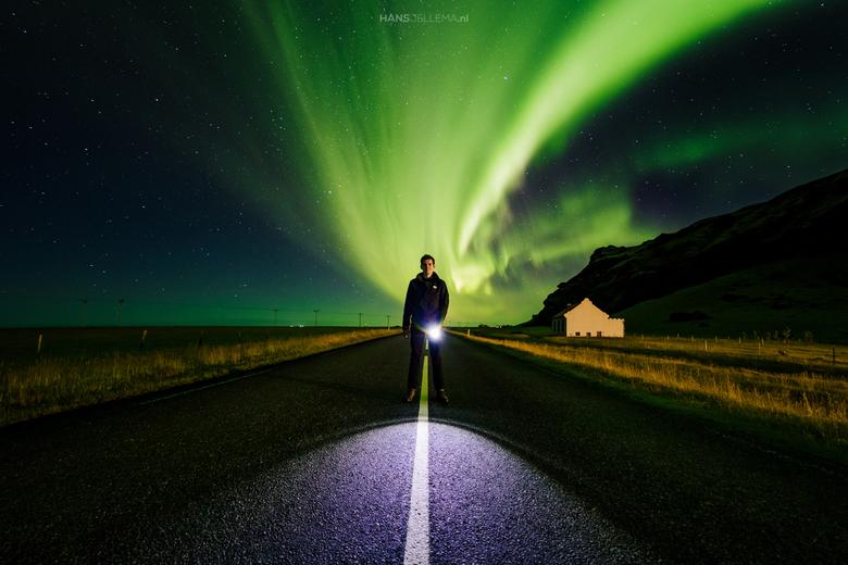 selfie @ IJsland -