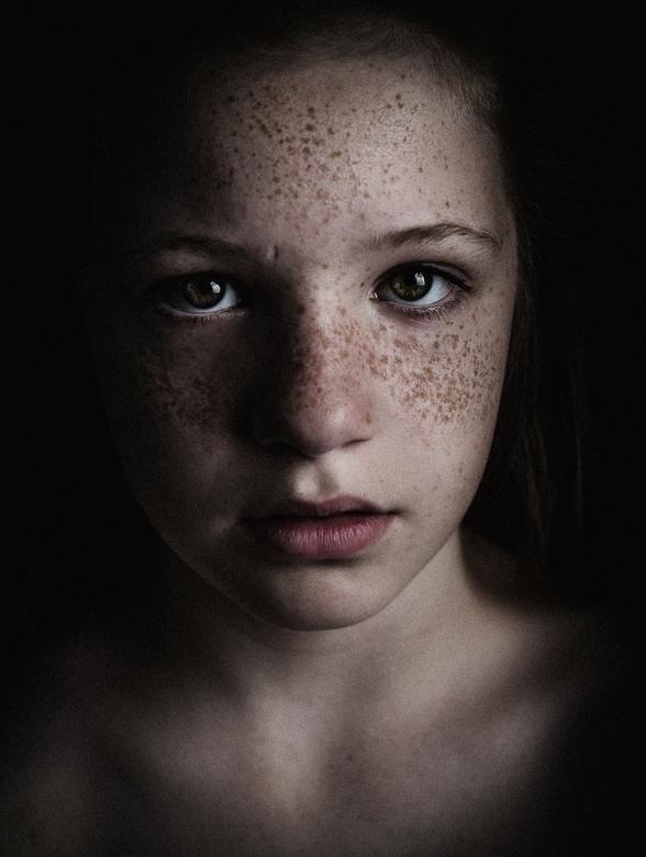 Meisje met de sproetjes -