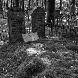 Oude begraafplaats Rozendaal