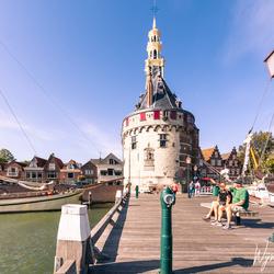 Tower Port Van Hoorn The Netherlands