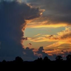 Wolkengloed