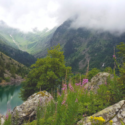 Lac du Lauvitel, paradise on earth
