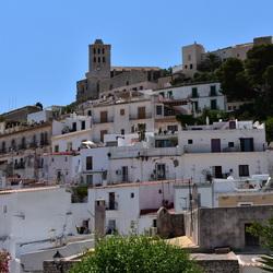 Ibiza city