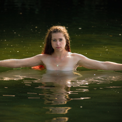 lady of the lake..