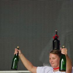 Flessendans Hongarije