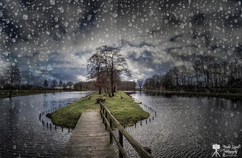 Regenachtige.. - week word het weer volgens het KNMI!<br /> geef mij het voorjaar maar!