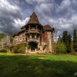 Het kasteel van mijn dromen