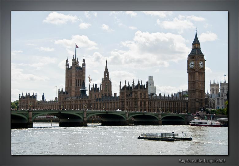&quot;It's London Baby&quot; - Hallo allemaal,<br /> <br /> Zo ik ben weer even terug van weggeweest, want ik ben samen met mijn lief in Londen gewe