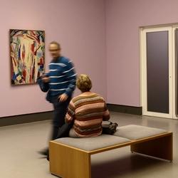 Museumbezoekje Waar kijk jij naar….