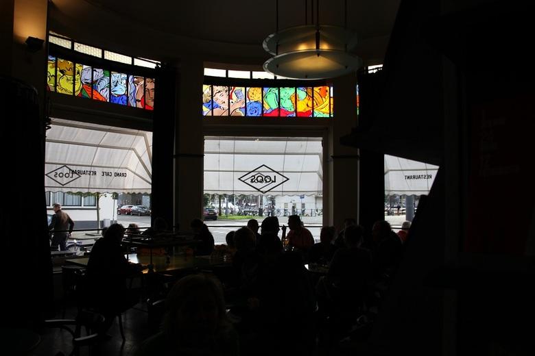 café Loos Westplein Rtd - zomaar een moment in café Loos