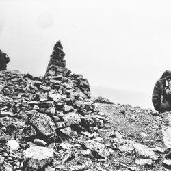 Barre tocht op de hoogste berg in de UK, Ben Nevis