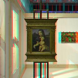 Art on Display 1949-69 HNI Rotterdam 3D