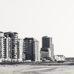 Skyline boulevard van Vlissingen