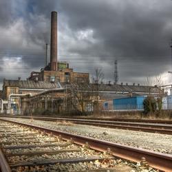 Oude energiecentrale Ecvb