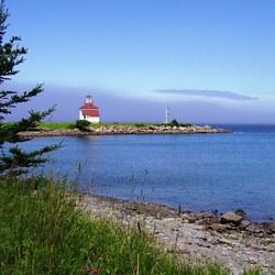 Lighthouse Nova Scotia, Canada