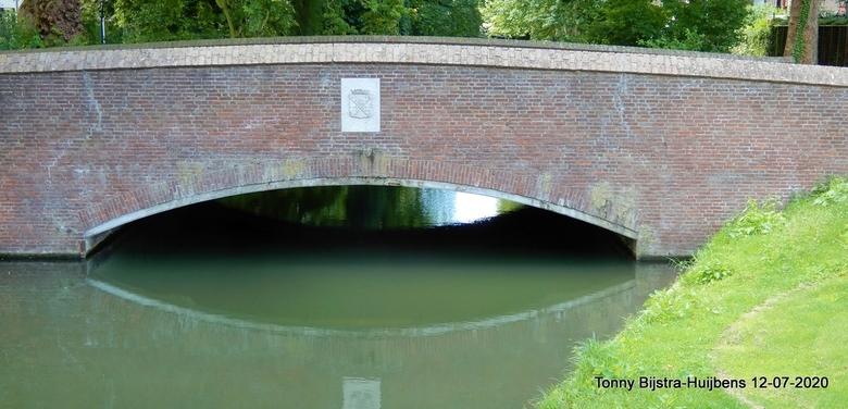 brug IJsselstein (U) - deze brug gaat van de binnenstad naar de kasteeltoren van IJsselstein.