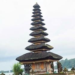 drijfende tempel