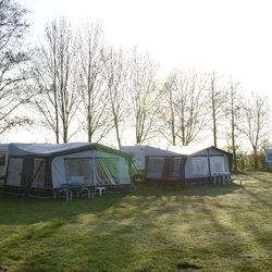 Zomerzon op de camping