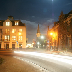 Terborg by night