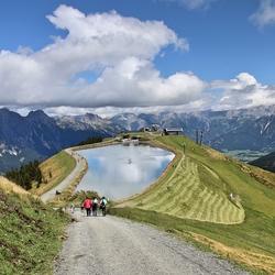 Skigebied Leogang Salzburgerland