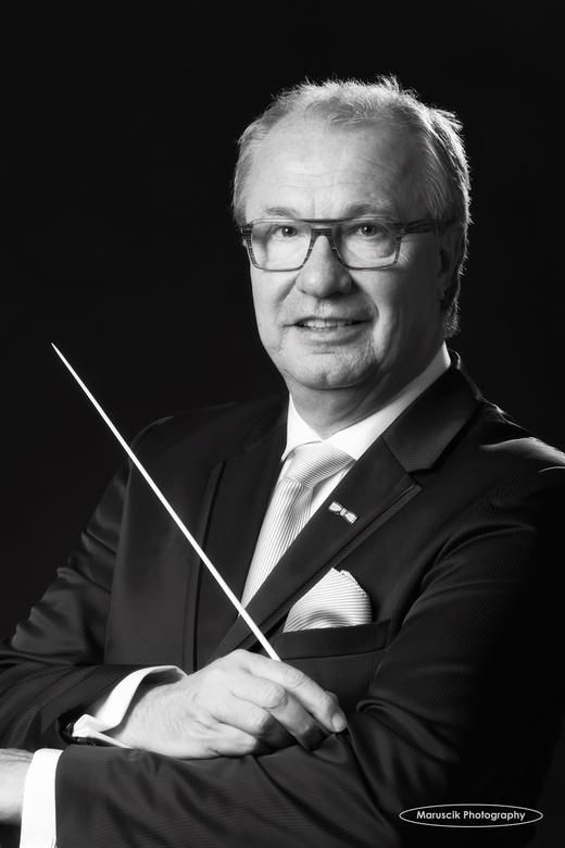 portret ZW - Gemaakt voor muzikant portofolio