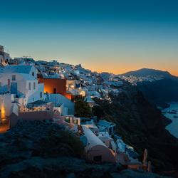 Zonsopkomst Santorini - Griekenland