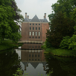 kasteel in Amerongen