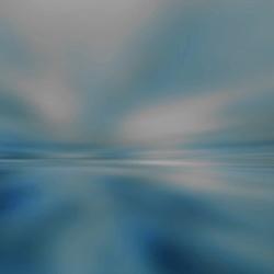 Blue stroke ...
