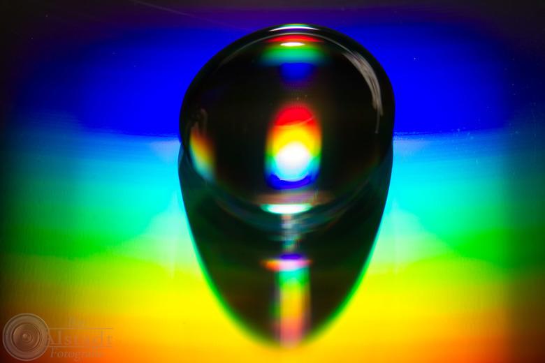 """Rainbow in one drip - Slechts één druppel en toch een volledige regenboog <img  src=""""/images/smileys/wilt.png""""/>"""