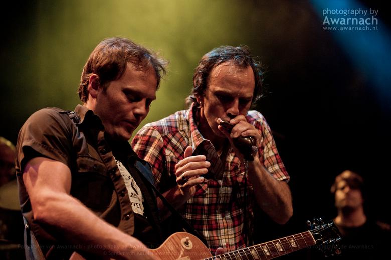 Ruben Hoeke Band - Ruben Hoeke Band tijdens Jazzboz 2013 te Bergen op Zoom