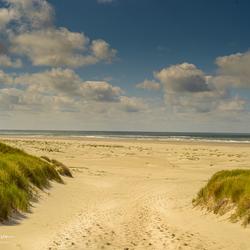 Strand bij Kaap Hoorn, Terschelling