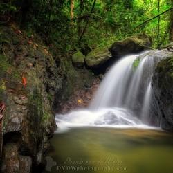 Sumatra falls
