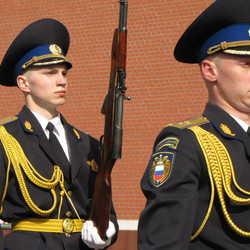 Wisseling van de wacht Moskou