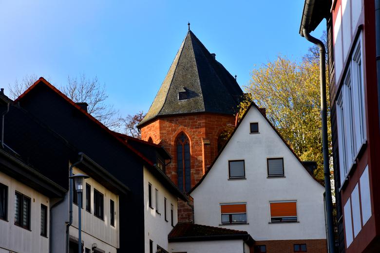 DSC_6258  Frankenberg. - Een bijzonder stadje in het Sauerland.