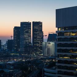 Skyline the Hague