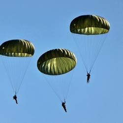 Parachutes Market Garden