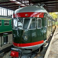 NS treinstel  Type  NS 273 (buitendienst rond 1983)
