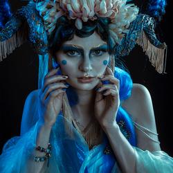 Cobalt Empress