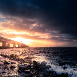 Sunset Ketelbrug