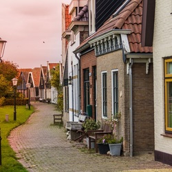 Oudhollands straatje
