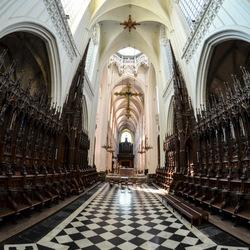 Onze lieve vrouwenkerk in Antwerpen