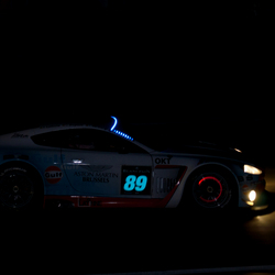 24h Spa Aston Martin V12 Vantage
