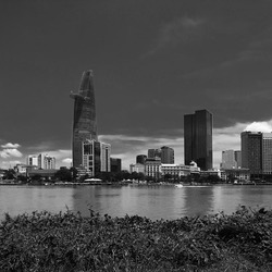 Skyline Ho Chi Minh