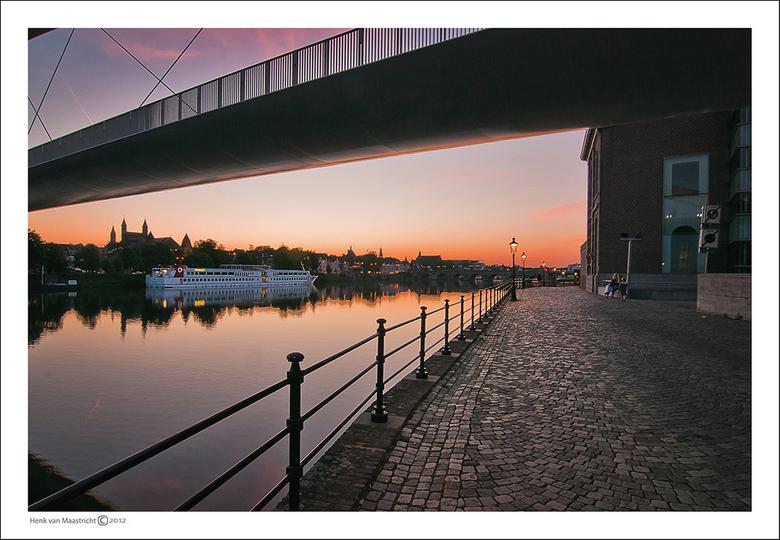 Maastricht-07 - blauwe uurtje